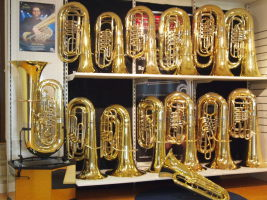 Tuba Showroom in Würzburg