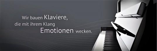 Sauter Klaviere vom Fachmann - günstig Kaufen